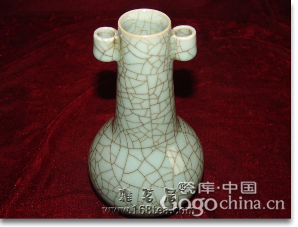 """醴陵瓷器以 """"中国天宫瓶""""为荣"""