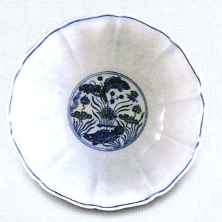 葵口碗由什么而得名