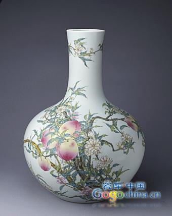 清代陶瓷藏品精品欣赏