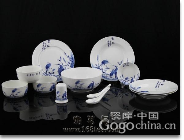 唐山骨瓷翻开中国陶瓷史新篇章