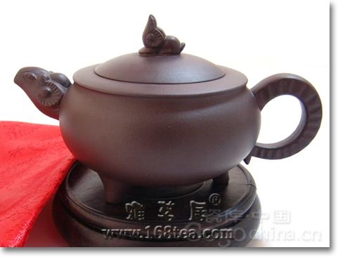 紫砂壶的实用美,让茶具文化瓷器收藏更添魅力