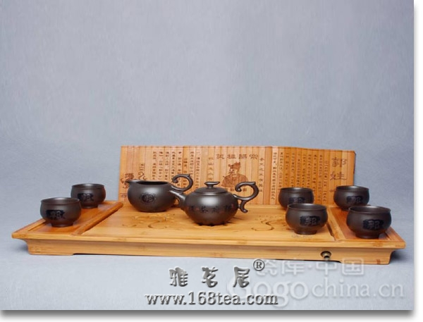 独有的神韵和风采,紫砂茶具的4大可人之处