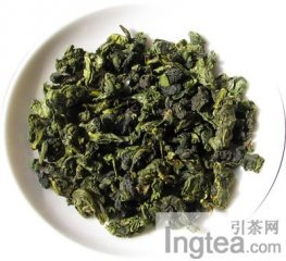 安溪铁观音茶叶的特征