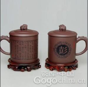 """紫砂茶具杂谈,为何说""""她""""富含文化品位"""