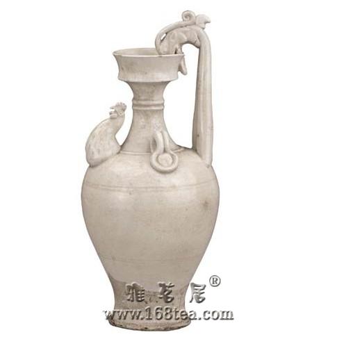 隋代白瓷转化及隋代瓷器欣赏