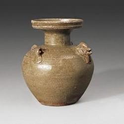 原始青瓷的生产过程