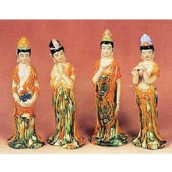唐三彩—唐代瓷器传奇(二)