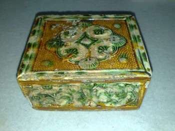 唐代古陶瓷的异域情调