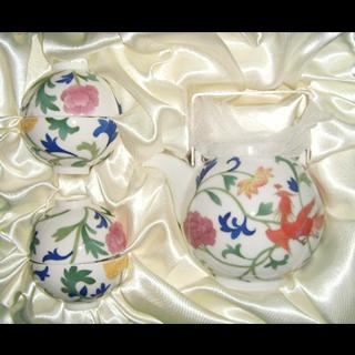 陶瓷茶具和工艺茶具,成为一些人的消费热点
