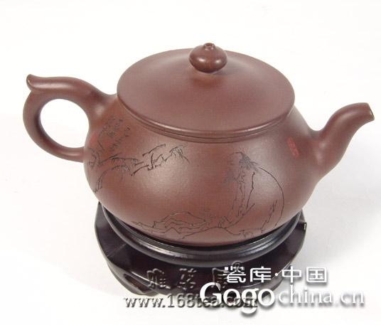 教你如何收藏紫砂茶具立于不败之地