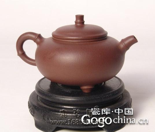 壶艺造型的艺术宝库,紫砂茶具的源和家