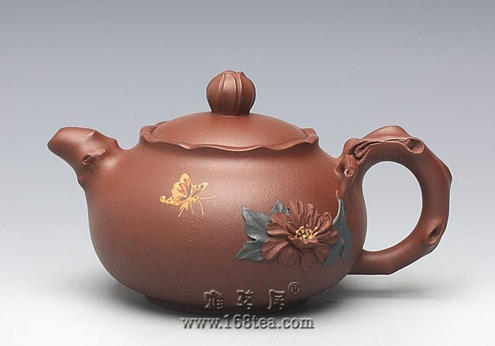 紫砂茶具古拙典雅 成功人士的必需品