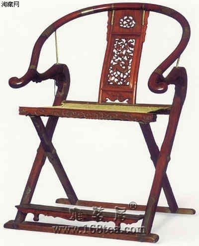 藏品大观园:古朴拙趣说交椅
