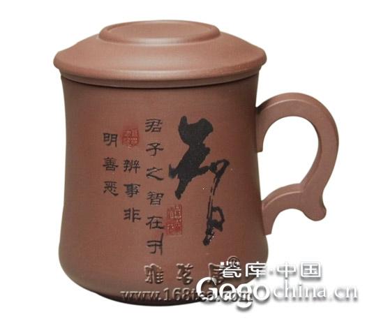 龙年礼品紫砂茶具热的阶段:购壶者,先以实用为主,驻足品茗