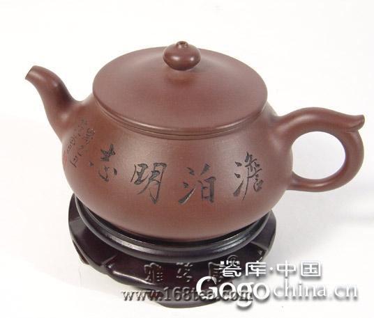 紫砂茶具龙年礼品热,紫砂艺术收藏慎防三大误区