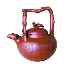 紫砂壶与茶文化
