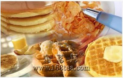 减肥达人自创面包+减肥茶3月能瘦40斤