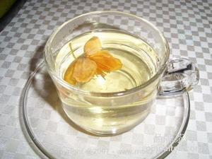 金银花茶的特有功效