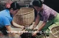 普洱茶民间手工制茶