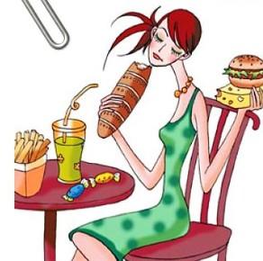 你为什么会越吃越瘦?