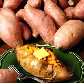 烤红薯有害健康吗?