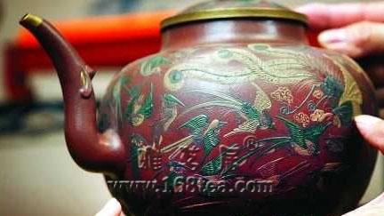200年前的紫砂壶现身佛山