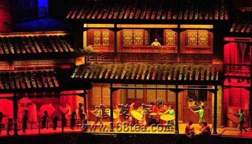 印象大红袍:借力于文化旅游做营销