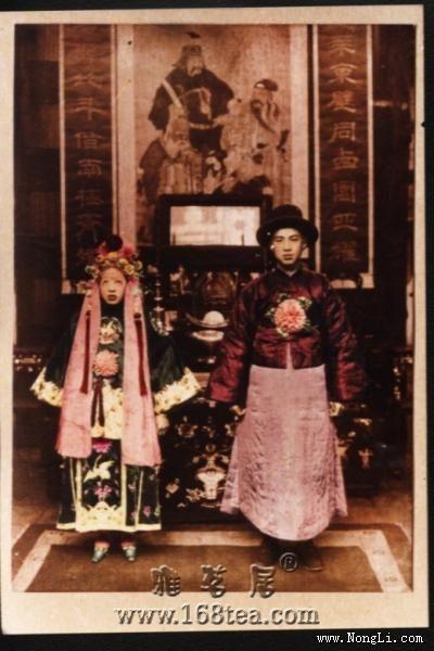 中国古典婚姻的异种:阴婚