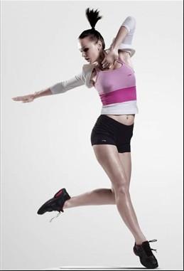 五式瑜伽帮你瘦腰