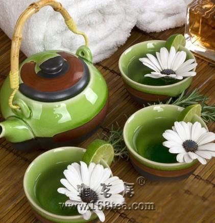 日本减肥法:绿茶减肥又健康