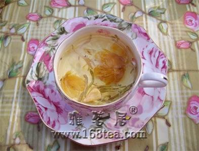 金盏花茶的功效与作用
