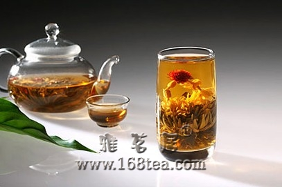 健康法:教你如何对症饮茶