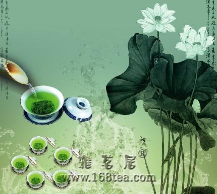 喝荷叶茶让您重塑完美曲线