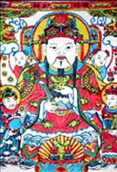 正月初五 祭财神/送穷/开市 [春节风俗]
