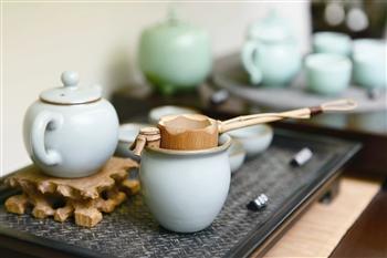 茶艺馆的特色与类型