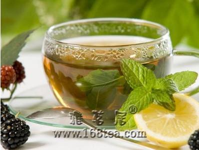 荷叶茶:超强消脂去油效果好
