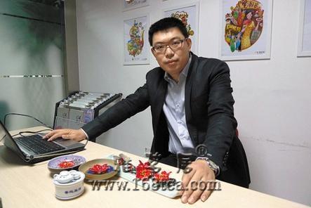 早茶粤剧凝固成手信广告人打造文化商品