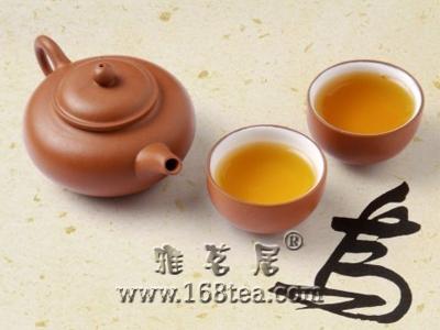 铁观音茶的药用成分