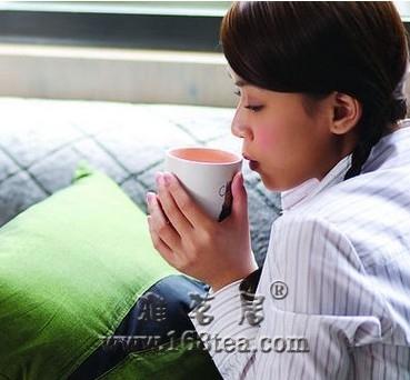 中年女性喝茶的9大好处