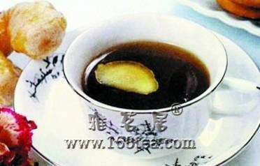 女人减肥生姜红茶效果好