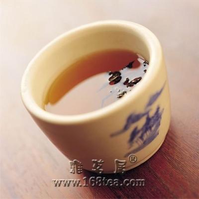 要喝最适合减腹部脂肪的茶