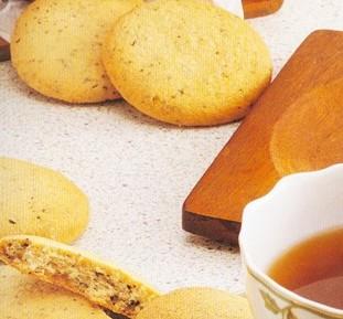 红茶奶油饼干的制作