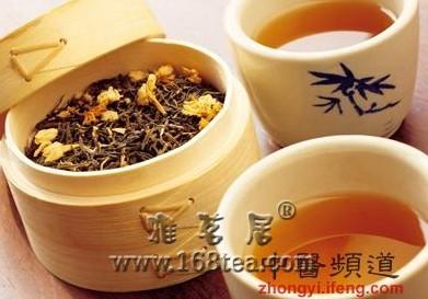 9款药茶长寿老人强荐 茶为药治百病
