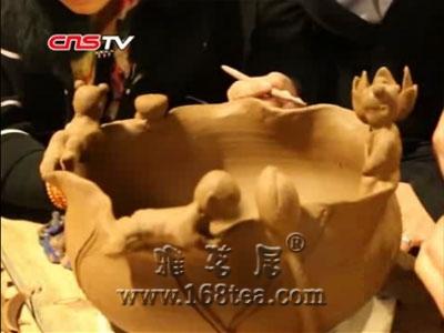"""两岸陶瓷艺术家齐聚郑州 交流陶艺共铸""""同心陶"""""""