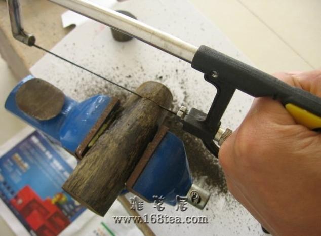 什么是锯夹?沉香锯夹的图片与形状