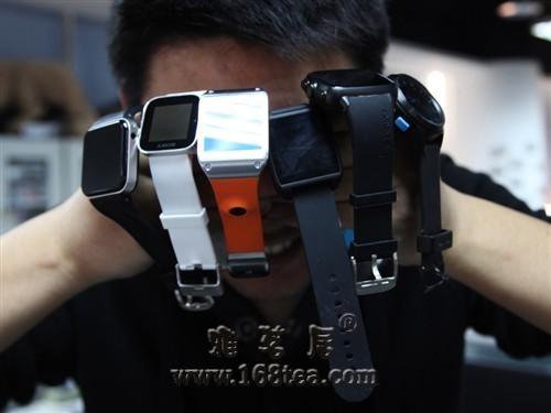智能腕带和智能手表将成为可穿戴计算市场领军者