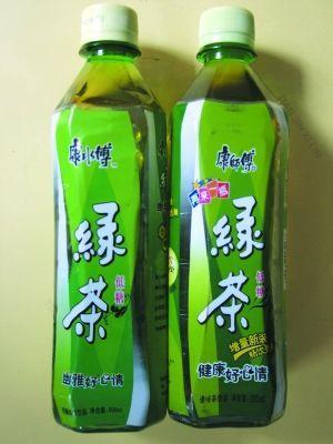挑选瓶装茶饮料要看茶多酚含量
