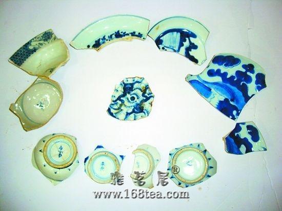 德化青花瓷的历史风情