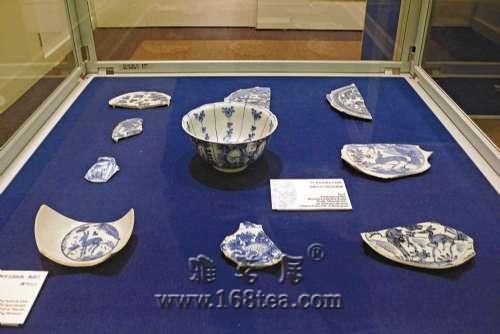 外销瓷反映中葡贸易史