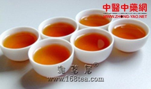 肉桂茶的配方